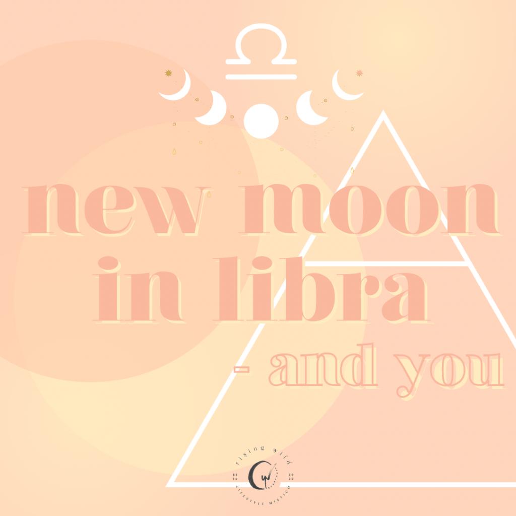 luna nuova in bilancia del 6 ottobre 2021